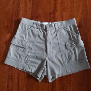 Men's Sportif Tennis Khaki Athletic Shorts